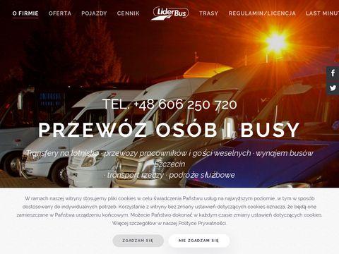 Busy Szczecin - firma przewozowa