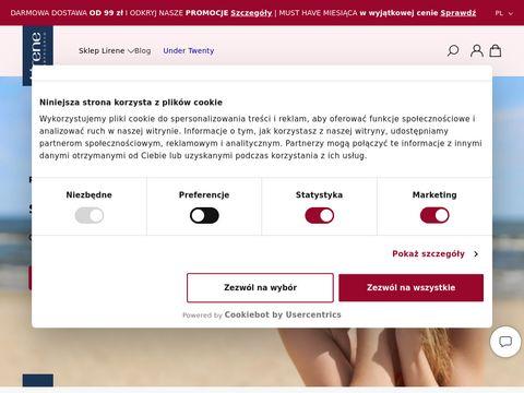 Lirene – najlepsze polskie kosmetyki