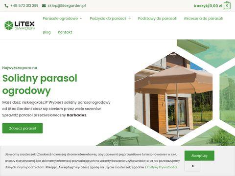 Le偶ak ogrodowy - www.litexgarden.pl