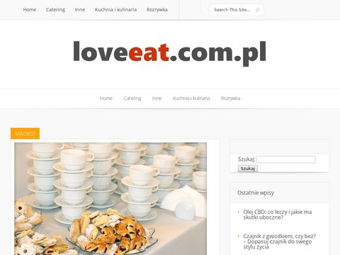 Restauracja Love Eat - lunch Warszawa