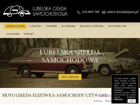 Lubelskagieldasamochodowa.pl Samochody używane Lublin