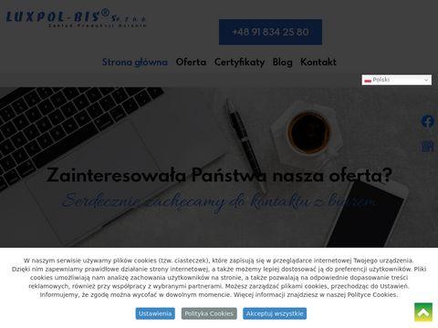 LUXPOL producent dzianin odzieżowych