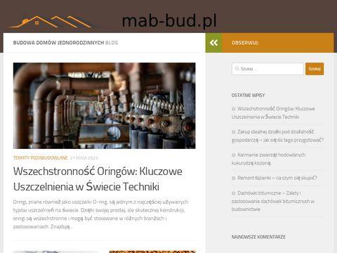 MAB-BUD budowa apartamentowców Warszawa