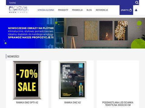 Agencja reklamowo-wystawiennicza Mado-Media zaprasza