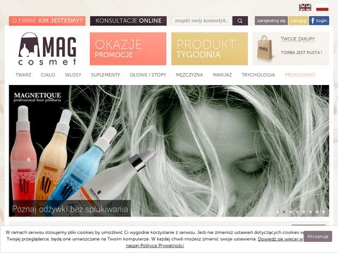 Magcosmet.pl Sklep i Drogeria Online