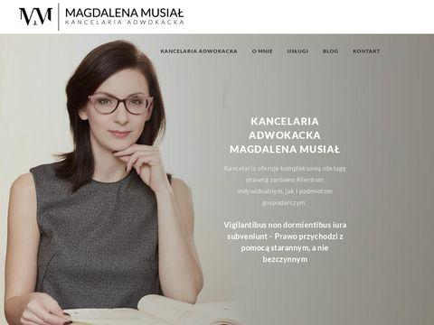 Www.magdalenamusial.pl