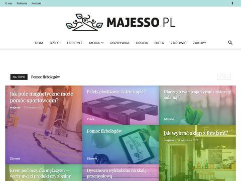 MAJESSO.pl - odzież męska