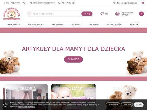 Sklep z zabawkami dla dzieci - MamyZabawki.pl