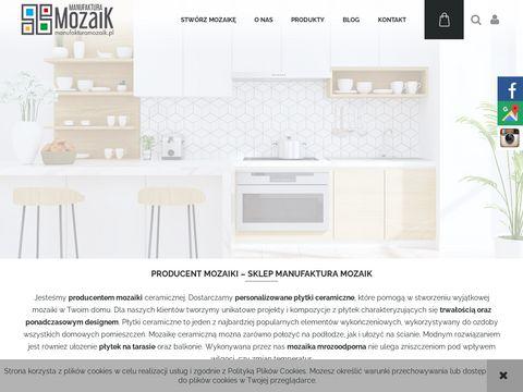 Manufakturamozaik.pl