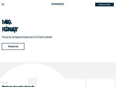 Marcopol- producent i dystrybutor elementów złącznych