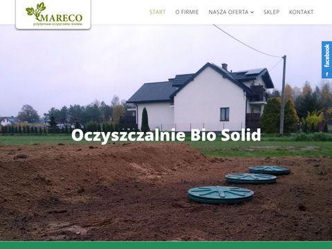 Przydomowe oczyszczalnie 艣ciek贸w, Ekologiczne szambo, Zbiornki na gnojowic臋