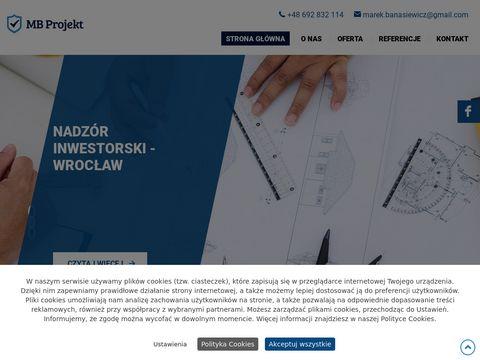 MB PROJEKT Certyfikat energetyczny Wrocław