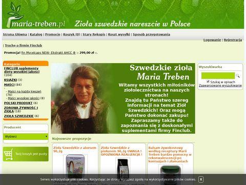 Zio艂聜a Szwedzkie 90,2g wg. receptury Marii Treben