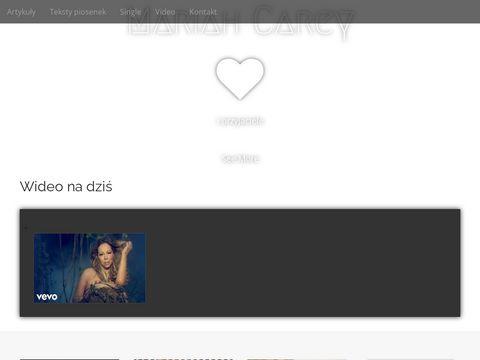 Mariah Carey Forever - Polska Strona MC