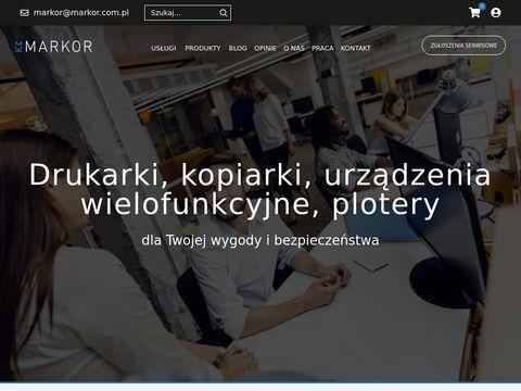 MARKOR urzÄ…dzenia wielofunkcyjne Gdynia