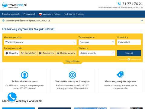Maroko.com.pl portal, z którym zaplanujesz wakacje w Maroku!