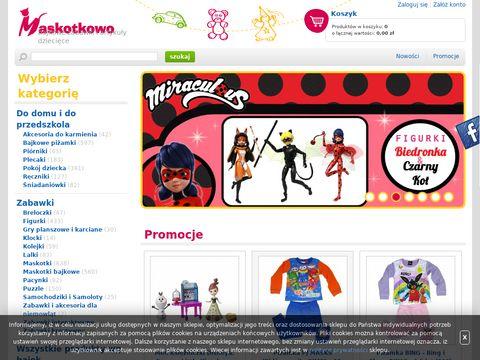 Maskotkowo - sklep z bajkowymi zabawkami