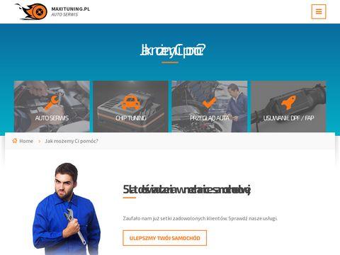 MaxiTuning.pl - Mniejsze spalanie