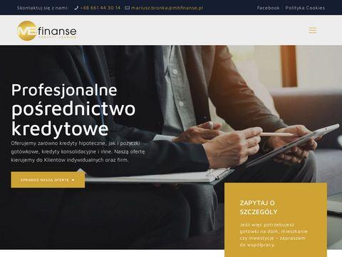 Mbfinanse Kredyt got贸wkowy Tomasz贸w mazowiecki