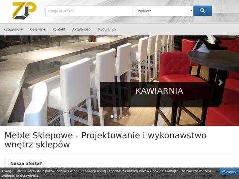 Meble-Sklepowe.eu - Projektowanie i wykonawstwo wnętrz sklepów