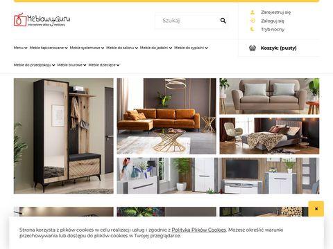 Meblowy sklep internetowy. Tanie meble online z dostaw膮 do domu.