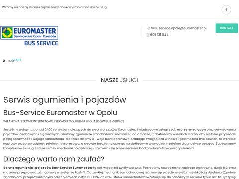 BUS-SERVICE Serwis ogumienia Opole