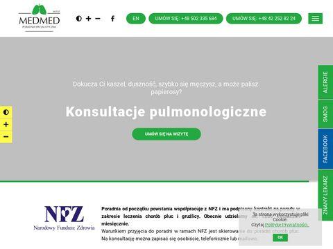 Med Med. Poradnia specjalistyczna