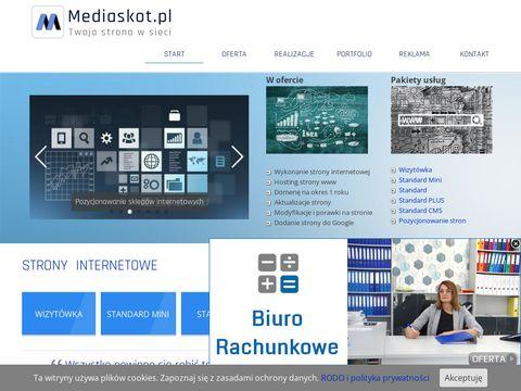 Tworzenie stron internetowych i pozycjonowanie Lubań