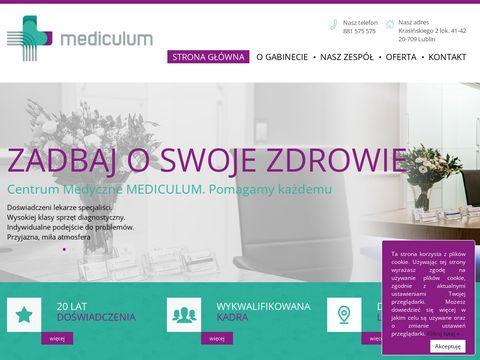 Mediculum: Kardiolodzy w Lublinie