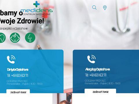 MEDIDENS Aparat ortodontyczny CzÄ™stochowa