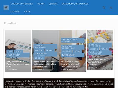 Produkty medyczne i informacje medyczne - medyczne24h.pl