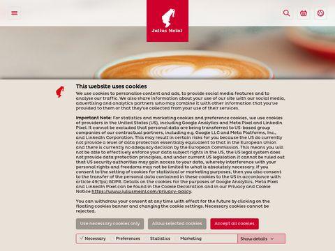 Meinlcoffee.com