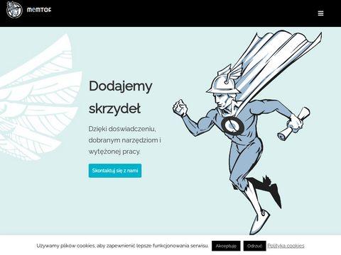 Memtor.pl - Marketing internetowy, pozycjonowanie