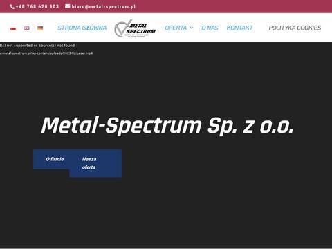 Frezowanie cnc i toczenie cnc, zaprasza Metal- Spectrum