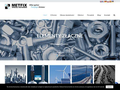 Osprzęt żeglarski - metfix.com.pl