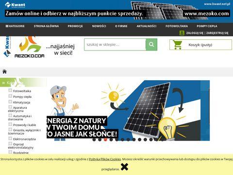 Mezoko.com - internetowa hurtownia elektryczna