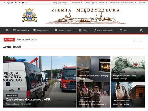 MiÄ™dzyrzecz - Prywatny Portal