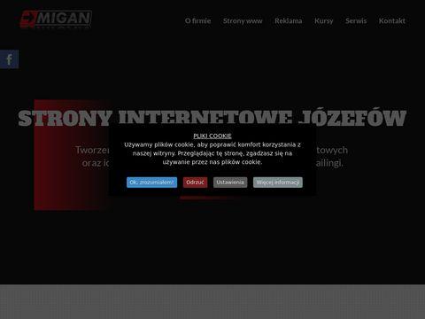 MIGAN - Centrum usług Informatycznych