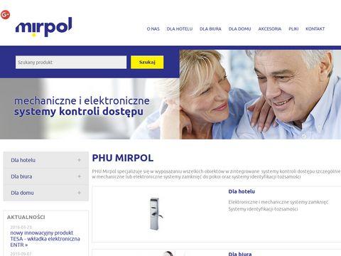 Najlepsze zamki elektromagnetyczne tylko w Mirpol.com.pl!