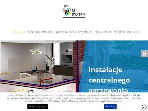 Mjsystemolsztyn.pl fotowoltaika Olsztyn