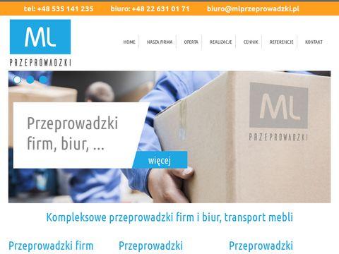 Www.mlprzeprowadzki.pl