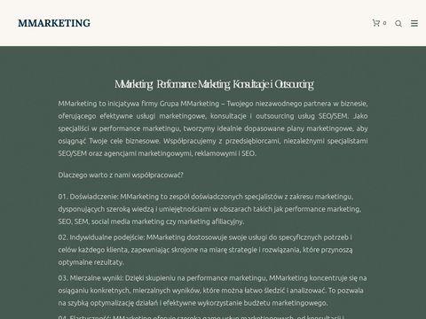 Mama Marketing: Reklama firmy w Google i Social Media