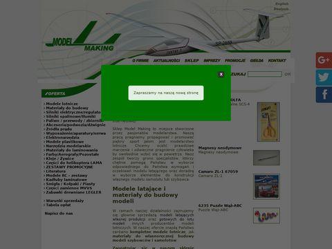 MODEL-MAKING SP.J. silniki spalinowe modelarskie