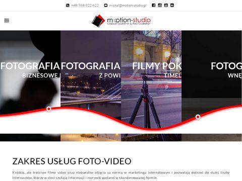 Motion-Studio Filmy i fotografia