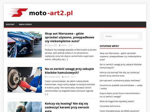 Auto części Poznań - Moto Art 2