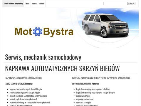 Motobystra.pl – mechanik samochodowy Bielsko-Biała