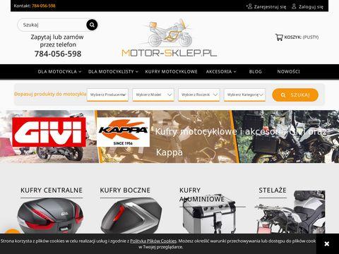 Motor-sklep.pl - akcesoria motocyklowe