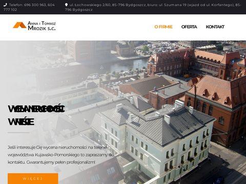 Wycena domu Bydgoszcz