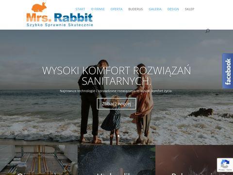 MRS-Rabbit - Wylewki anhydrytowe, urządzenia grzewcze, montaż i serwis