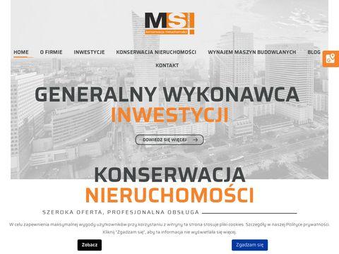 Www.mskonserwacja.com.pl